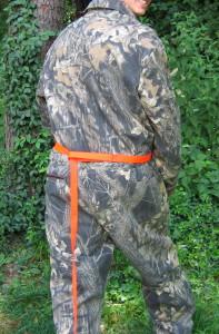 harness waist