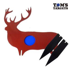 Reactive Deer Target